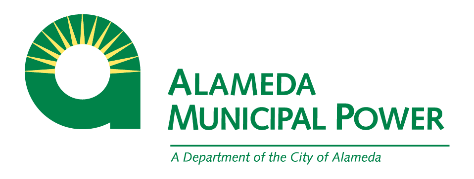 Alameda Municipal Power logo
