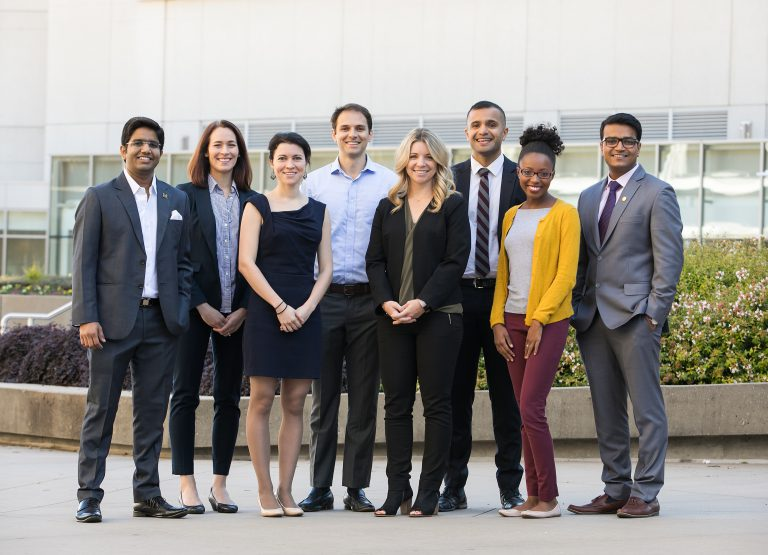 2018 Energy Scholars award winner-group shot