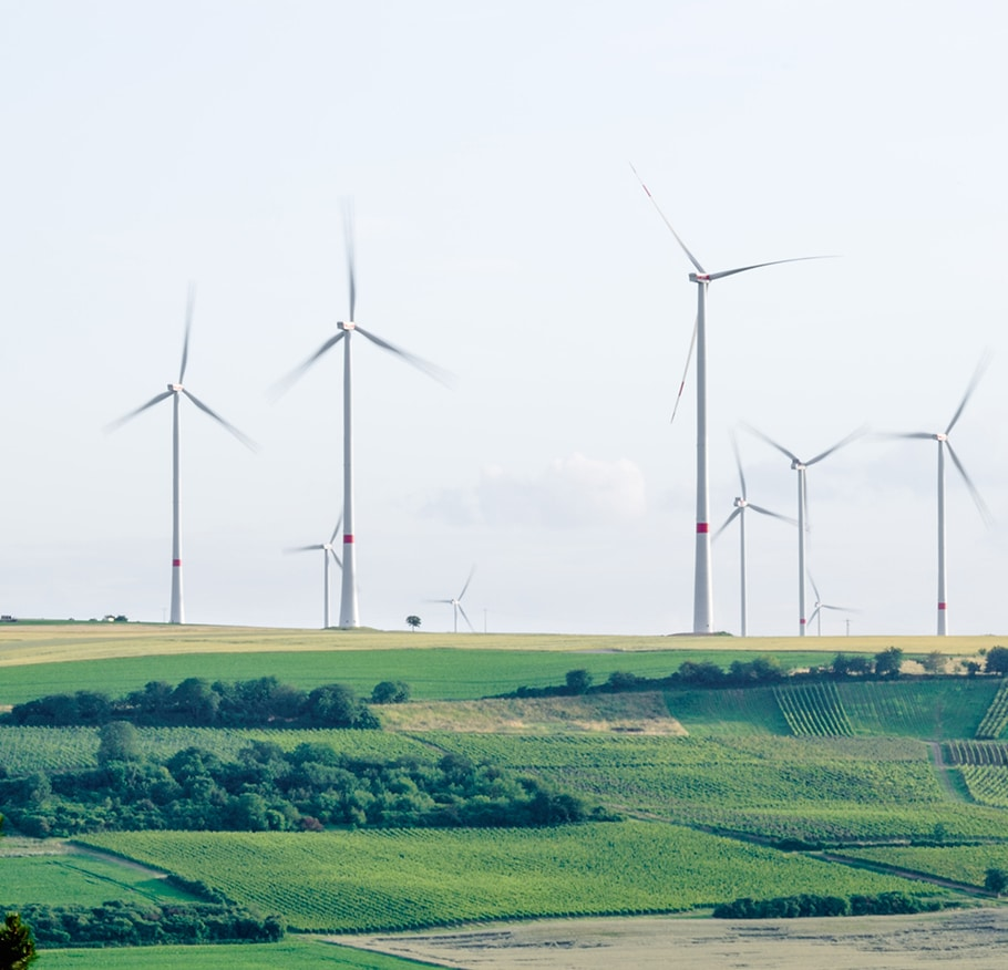 wind farm, a ppa or vppa example