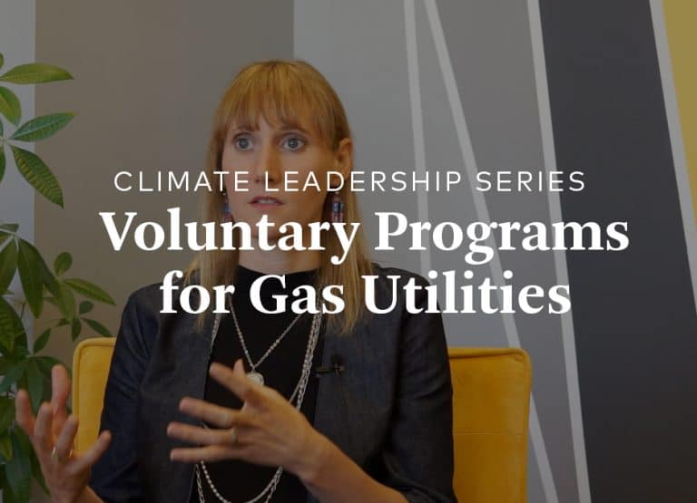 Voluntary Programs for Gas Utilities Video