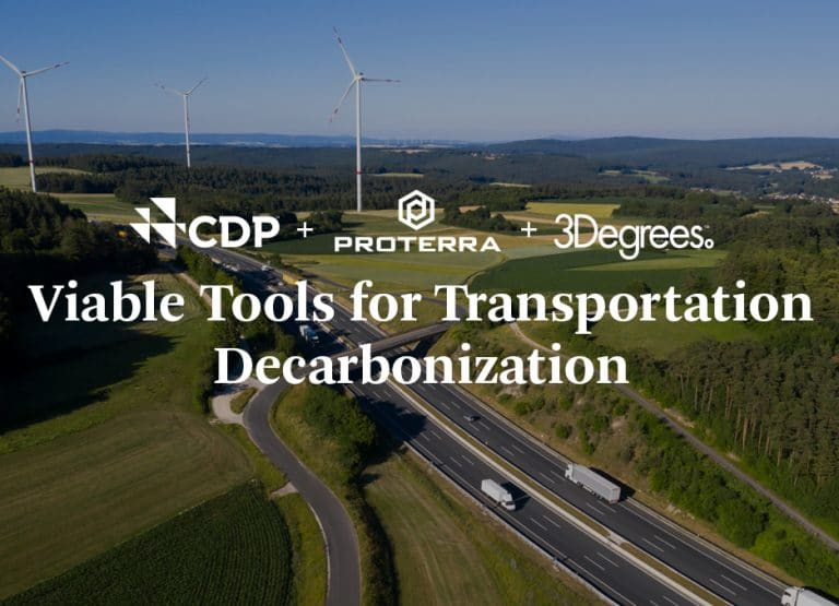 Webinar banner viable tools for transportation decarbonization